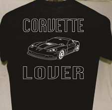 Corvette Lover T shirt more tshirts listed for sale Great Gift For a Friend