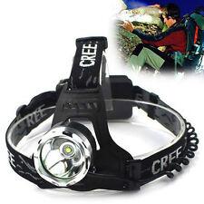 1800lm CREE XM-L T6 LED 3-Mode LED Headlamp Headlight Torch Light Lamp On Head