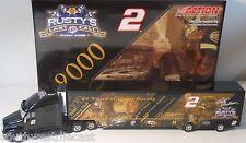 Rusty Wallace 2005 Action 1/64 Last Call 2000 NASCAR Souvenir Rig All Diecast
