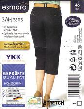 3/4 Jeans in der Größe 52 Neu mit Etikett von Esmara dunkelblau