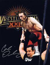 Colin Delaney Autographed Signed 8x10 Photo w/Coa - Wwe Wwf Wrestling