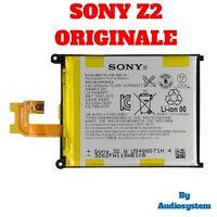 PR1 BATTERIA ORIGINALE PER SONY XPERIA Z2 D6503 D6543 3200MAH LIS1543ERPC PILA