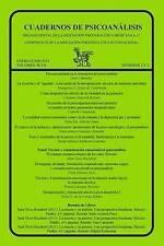 CUADERNOS DE PSICOANÁLISIS, enero-junio de 2014, VOLUMEN XLVII, números 1 y 2 (e