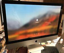 """Apple iMac 27"""" - Processore i7 - HDD 2Tb - Ram 8Gb - High Sierra"""