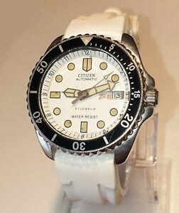 CITIZEN Promaster Diver NY2300 watch,Automatic & manual wind 8200 movement. Run