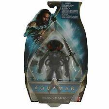 DC Comics Aquaman 6inch Black Manta Action Figure