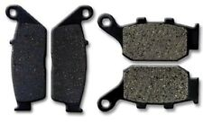 Honda FR+R Brake Pads CB 400 F (CB-1) (1989-1990) NT 650 Hawk GT (1988-1991)