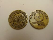 CHALLENGE COIN CENTRAL TEXAS COLLEGE DEPUTY CHANCELLOR CAMPUS OPERATIONS YEONOPO