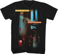 Depeche Mode Graphic Tee BLACK CELEBRATION Adult T-Shirt