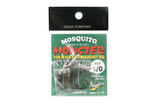 Varivas Mosquito Wacky Worm Hook Monster Class Size 1/0 (4120)