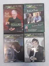 REEL MAGIC MAGAZINE on DVD Issues 24,25, 26 &28 Gertner Petty Penn Houchin Jay