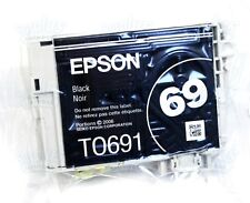 Genuine Epson 69 Black Ink CX7400 CX8400 NX110 NX300 NX415 NX515 NX510 NX400