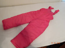 Girls youth Snowpants OUTBROOK KIDS  Pink   size 4 T