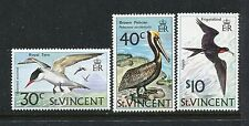 St Vincent 379-381, MNH, Birds Royal Tern 1974. x29114