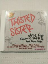 Twisted Sister - We're Not Gonna Take It And Other Hits (CD, 2001, Flashback)