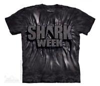 The Mountain Shark Week Inner Spirit Men's Adult T Shirt Tee S-M-L-XL-2X-3X NWT