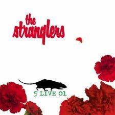 THE STRANGLERS - 5 Live 01  (2-CD)
