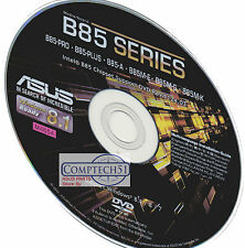 ASUS B85 PRO MOTHERBOARD DRIVERS M4654 WIN 10 DUAL LAYER DISK