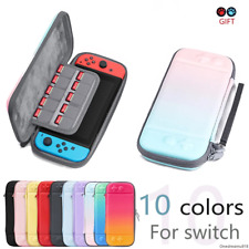 New Hard Travel Protective Storage Bag For Nintend Switch Console Case 10 Colors