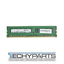 HP 662609-571 4GB 2Rx8 PC3-12800E DDR3-1600 ECC Memory Module M391B5273DH0-CK0