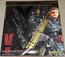 Vulcanlog Venom Snake Metal Gear Solid The Phantom Pain Revoltech