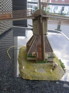 Faller B-231 Windmühle  mit Motor 629, , 60er / 70er Jahre an Bastler