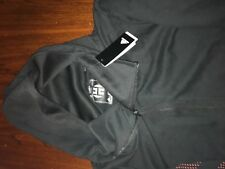 Adidas Harden MVP Shooter Zip-Up Hoodie Men Black Color Size Large NWT 90.00