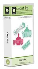 Cupcake Cricut Lite Cartridge 2000548 Font Phrases
