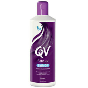 Ego QV Flare Up Bath Oil 500mL