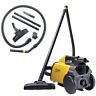 Eureka Small Canister Vacuum Cleaner Corded Bagged w/Attachments Shop Commercial
