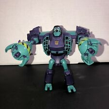 Transformers Animated LUGNUT Voyager Incomplete 2007 T7