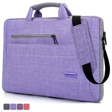 """14"""" 15.6"""" 17.3"""" Laptop Shoulder Bag Cover Case For HP DELL Computer Notebook PC"""