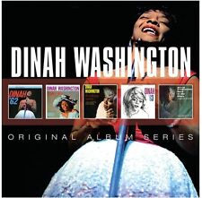 Dinah Washington - Original Album Series [New CD] Hong Kong - Import