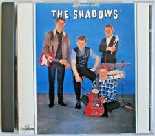 """THE SHADOWS - FRANCE CD """"APACHE"""" (CLUB DIAL) 1989"""