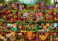 NEW! Ravensburger Glorious Vintage 1000 piece fantasy jigsaw puzzle