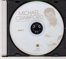 (FD371) Michael Crawford, The Ultimate Collection Bonus CD - 2012 CD