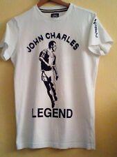 Lufc Leeds United John Charles #9 Legend T-Shirt - small