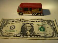 HOLIDAY Hot Rods St. Nick's GMC Motorhome Red Hot Wheels 2008