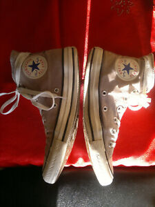 vintage Converse All Star high top unisex