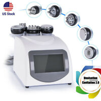 5In1 Ultrasonic Cavitation 40K RF Vacuum Body Slimming Anti Cellulite Machine US