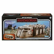 Star Wars The Mandalorian Vintage Collection véhicule Imperial Troop Transpor