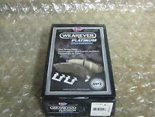 CARQUEST PXD1056H Disc Brake Pad Set, Front