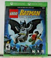 LEGO Batman:The Videogame (Microsoft Xbox ONE & Xbox 360, 2017)