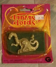 Grenadier! Fantasy Lords: Pet Dragon! 504! Mint In Package! Free Shipping!