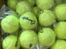 Champion Sports Tennis Balls, Yellow, 3 per Pack Tb3