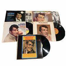 Dean Martin Vinyl Records LP Lot VG+/NM