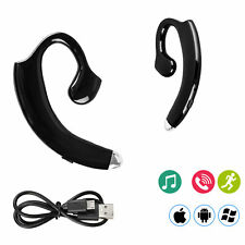 Single Bluetooth 5.0 Headphone Headset In-ear Earbud Earphone For Cell phones US