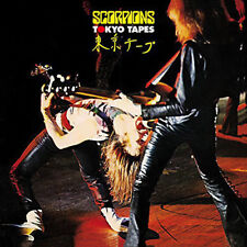 Scorpions - Tokyo Tapes CD (2001) EMI Records !