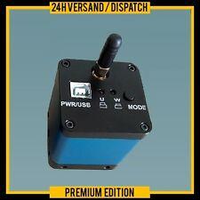 MICROSCOPE CAMERA C-MOUNT APPLE I-PHONE I-PAD (USB 2.0, WI-FI) LABORATORY MCH