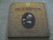 Joseph Haydn Die Schöpfung / Karajan - LP Box DGG 1969 Germany NEU & OVP